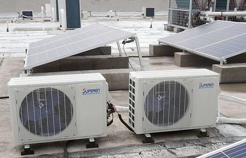 Solar Air Con