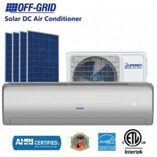 12000btu DC48V Solar DC Air Conditioner