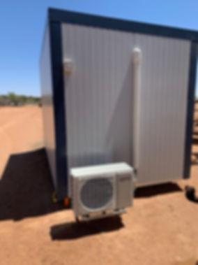 off grid solar air conditioner