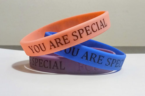 FCD YOU ARE SPECIAL! WRISTBAND