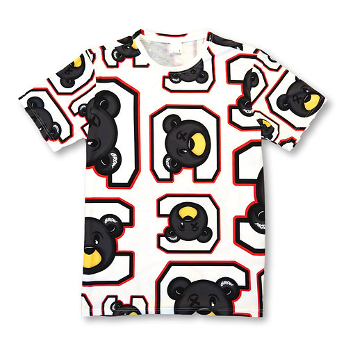 OTA Bear Shirt White