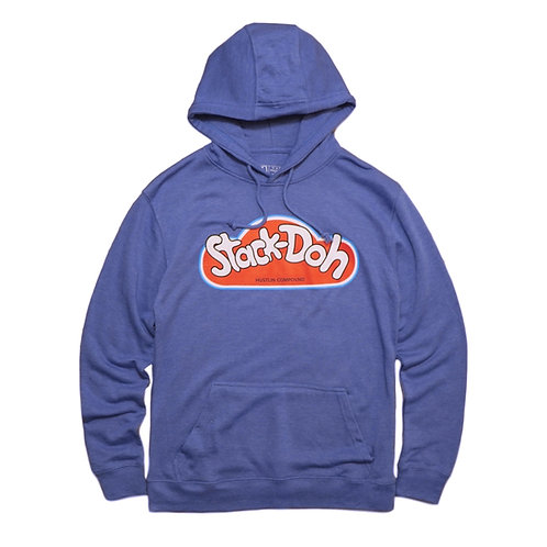 Stack Doh Hoodie Royal Heather