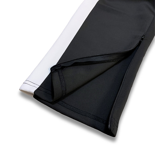 OTA  Black & White Track Pant
