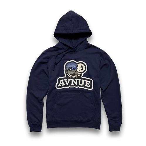 Avnue Hoodie Navy