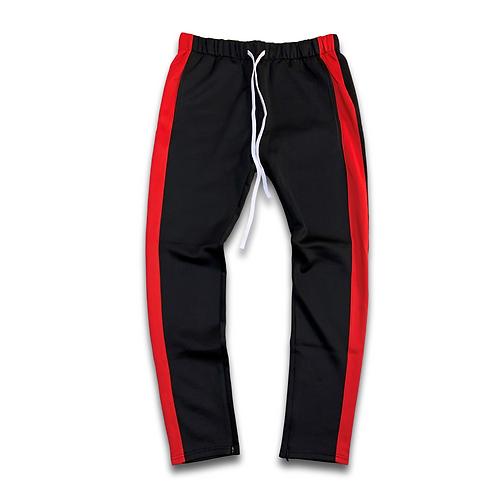 OTA  Black & Red Track Pant
