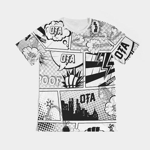 Comic Shirt Front