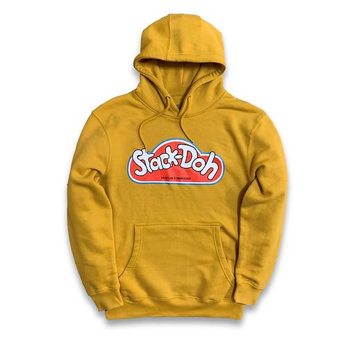 Stack Doh Hoodie Mustard