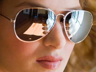 Cuidado con las gafas de sol de mala calidad