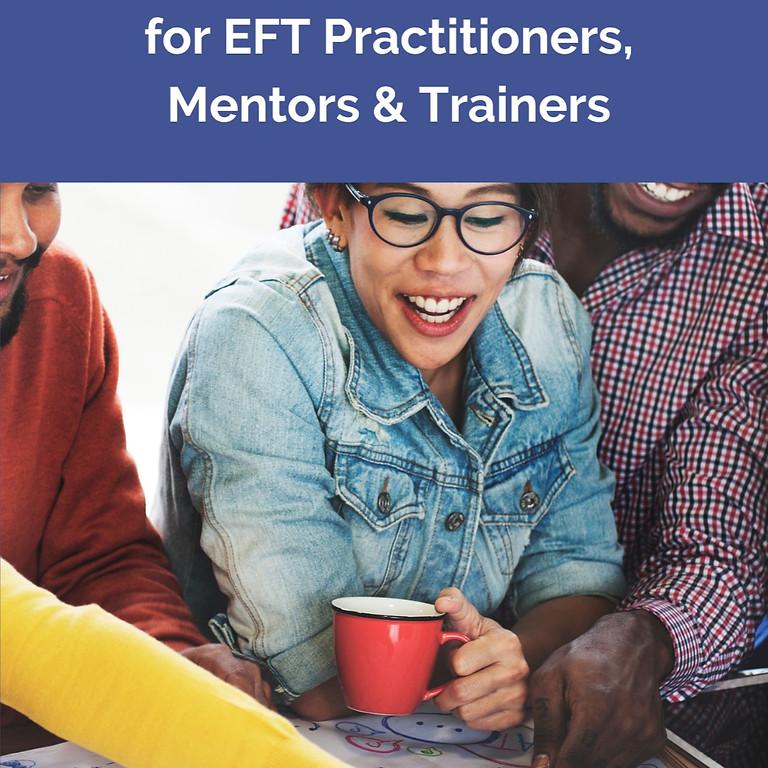 SEPTEMBER 2021 - ONLINE: Safeguarding Training for EFT Practitioners & Mentors & Trainers  (3)