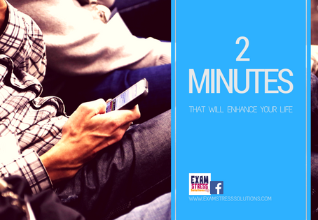 2 minutes that will enhance your life