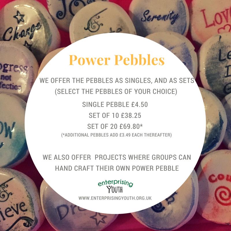 POWER PEBBLES!