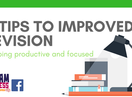 4 Tips To Improved Revision