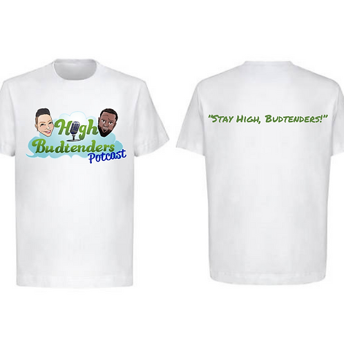 High Budtenders T-Shirt (Traditional Logo)