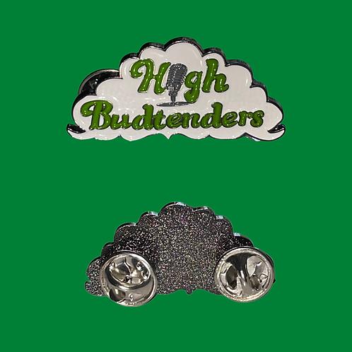 High Budtenders Enamel Pin