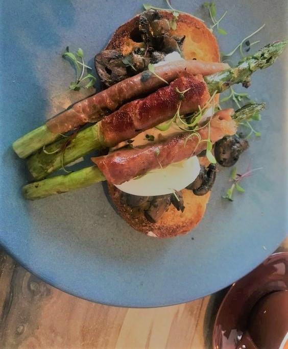 Asparagus E Prosciutto