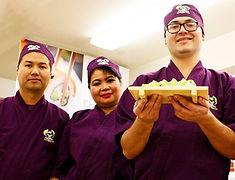 FujiSan Sushi Chefs