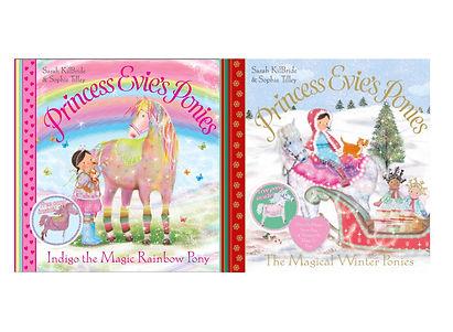 Princess Evies Magic Ponies series