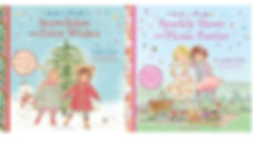 Amelie and Nanette Books