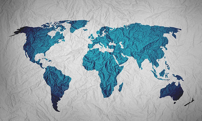 Biblical Worldview Media - map of the world