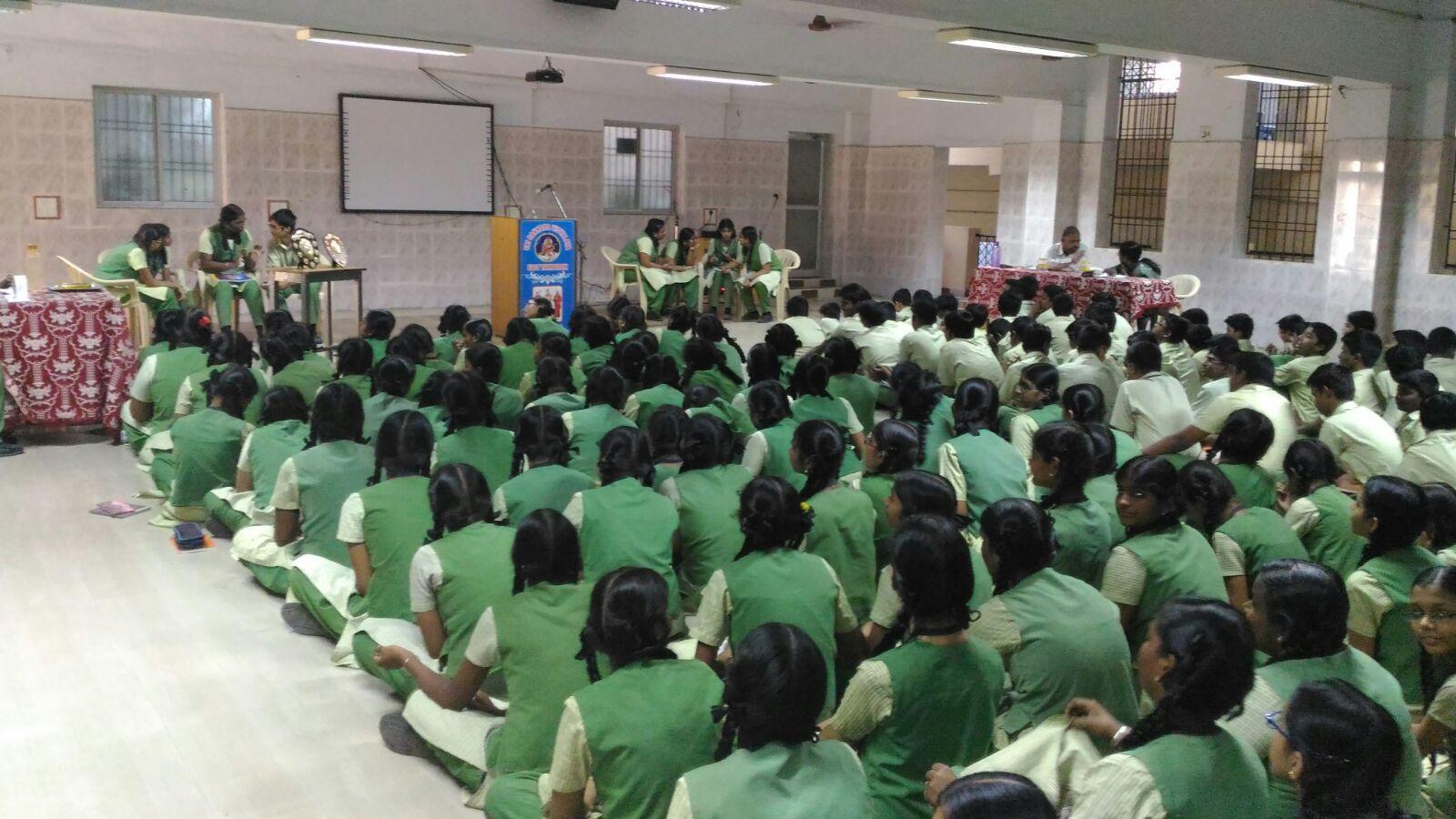 Sri Adi Sankara Debate Academy 2016