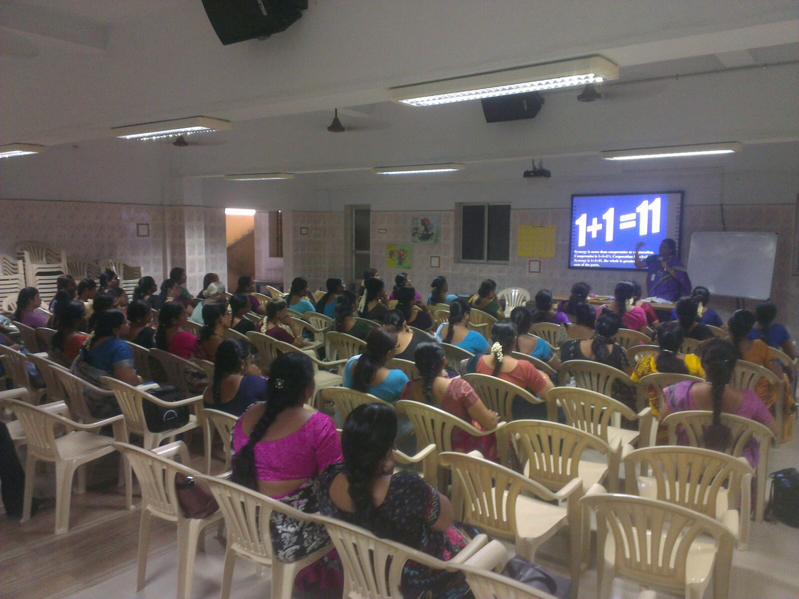 Teacher's seminar