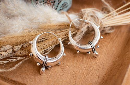 Ethnic earring