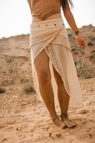 Dharma long skirt