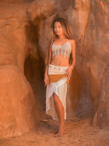 Jupe longue Dharma