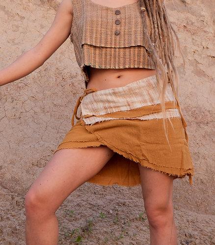 Khadi skirt