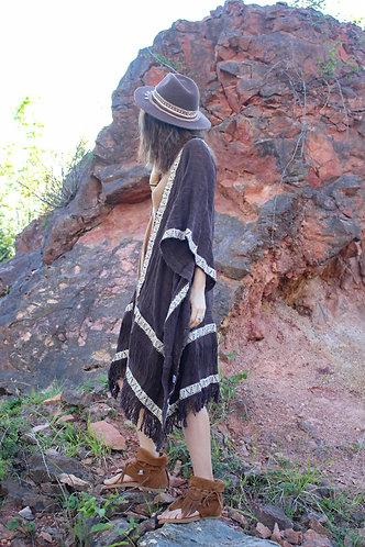 Summer poncho