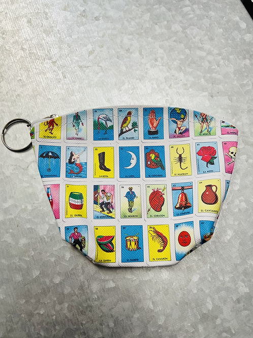 Loteria small pouch