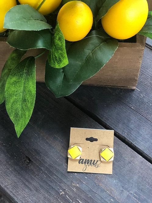 Sassy Yellow and Gold