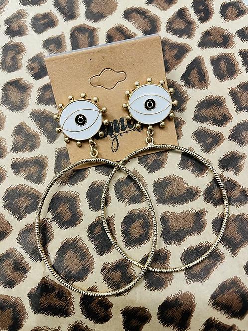Ojo hoops