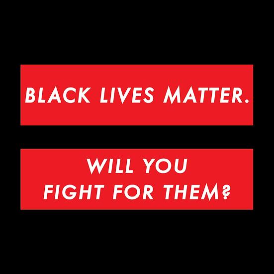 Black Lives Matter Postcards