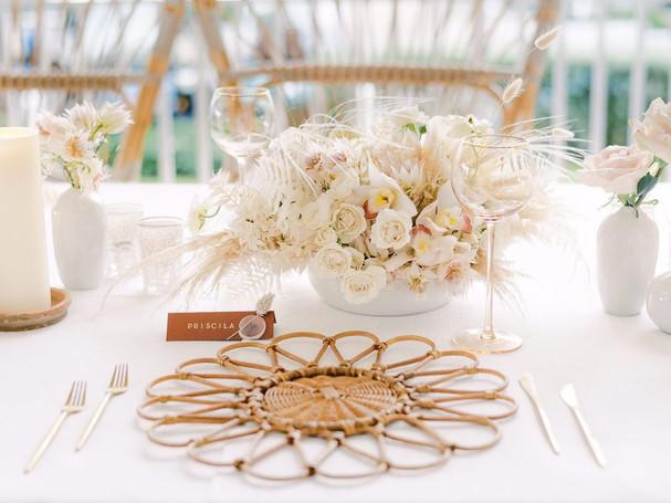 Boho Key Largo Wedding