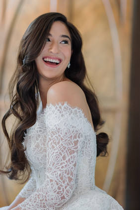 Stunning Bride Calista