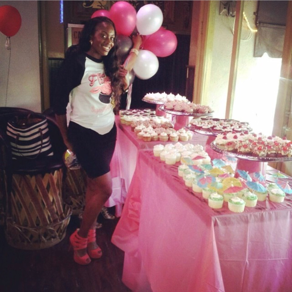 Sugar Me CupCake Fundraiser