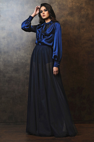 DESOUZA BLOUSE DDS 144 | MARY TULLE SKIRT DDS 148