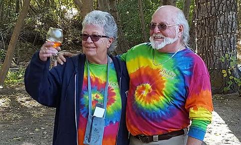 Barbara and Rex Hinkley