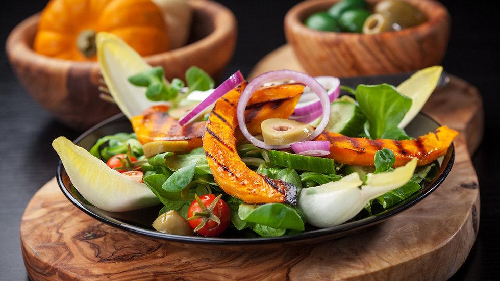 Vegetarian or Vegan Plan