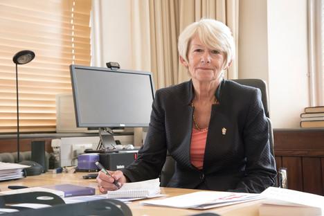 Professor Dame Nancy Rothwell
