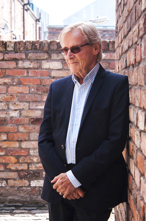 Bill Roache MBE