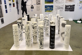 Foundation Art and Design Group Piece