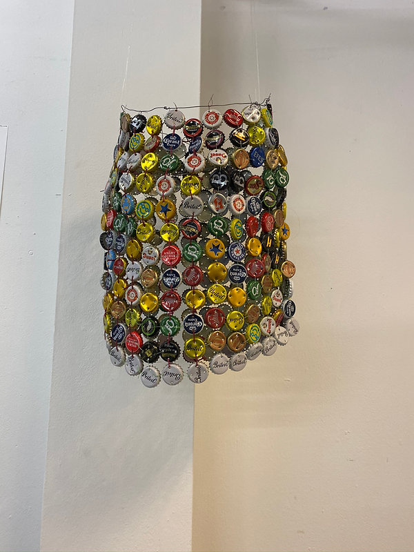Bottle top sculpture.jpeg