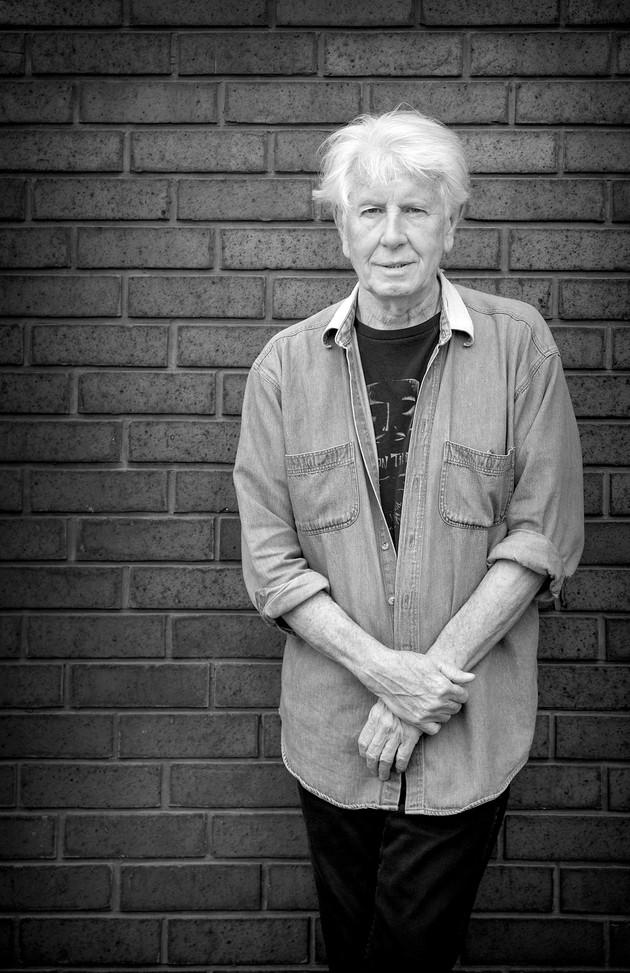 Graham Nash OBE
