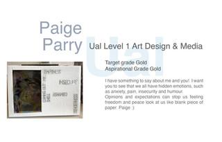 Paige Parry