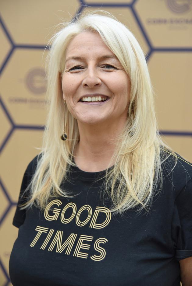 Sandy Lindsay MBE