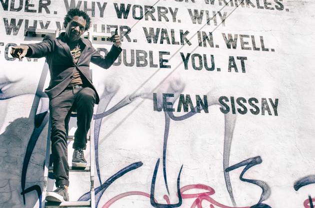Lemn Sissay MBE