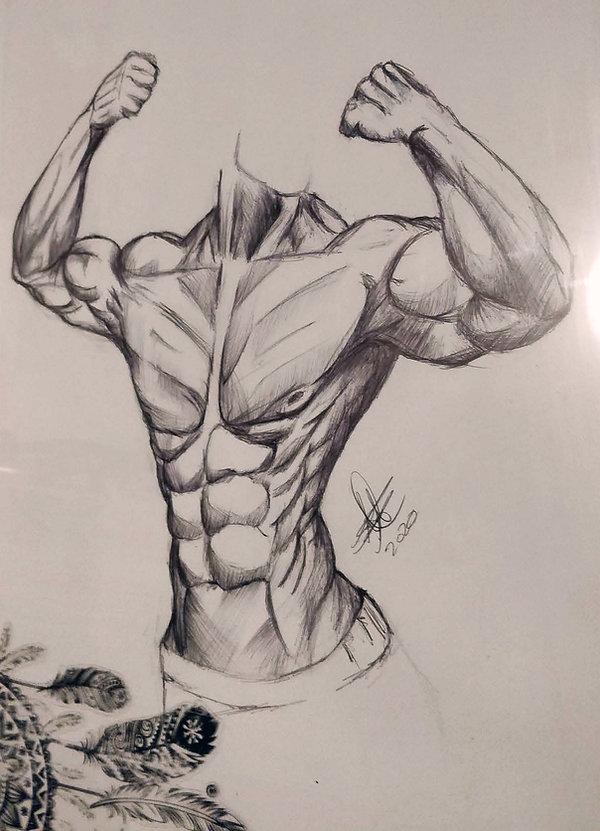 Alberto_Amini_–_tonal_drawing_–_musc