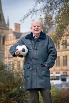 John Motson OBE